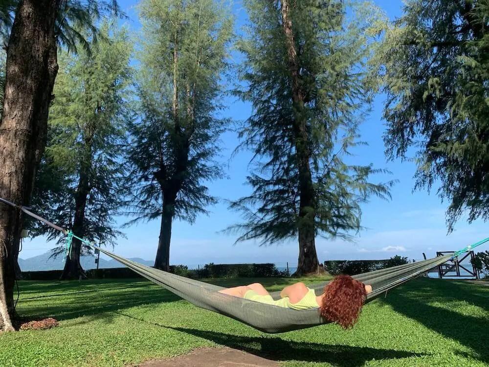 me in hammock