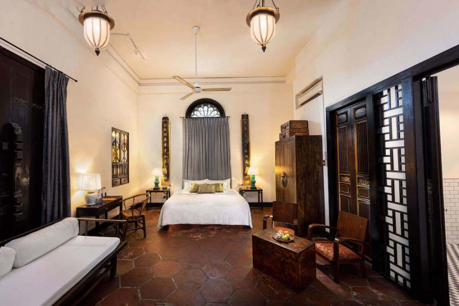 Cheong fatt tze blue mansion hotel room 2