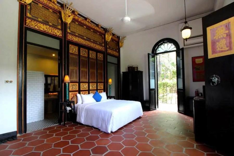 Cheong fatt tze blue mansion room