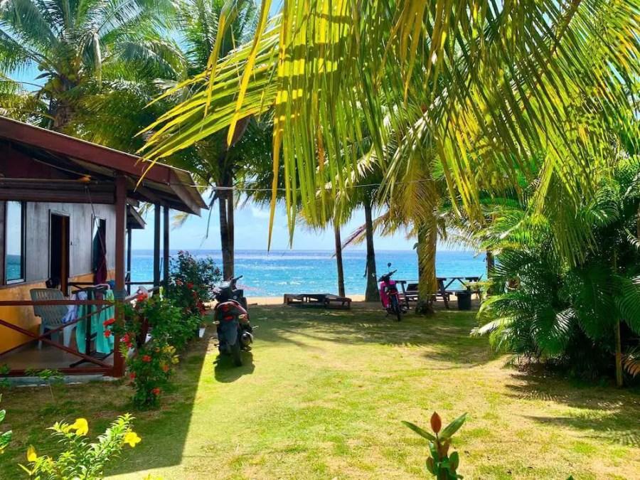 Tioman view home and beach
