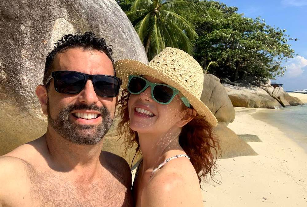us near boulders perhentians