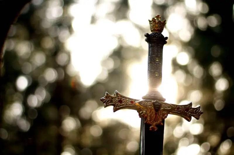 sword in Malaysian Legends