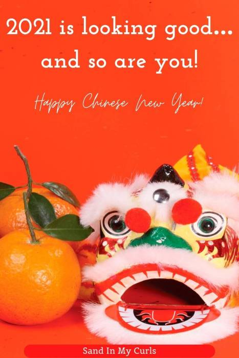 2021 is looking good Chinese New Year quote
