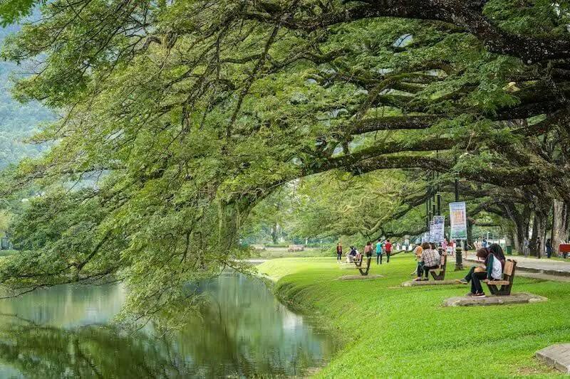 Taiping Lake Gardens for a Malaysia short getaway