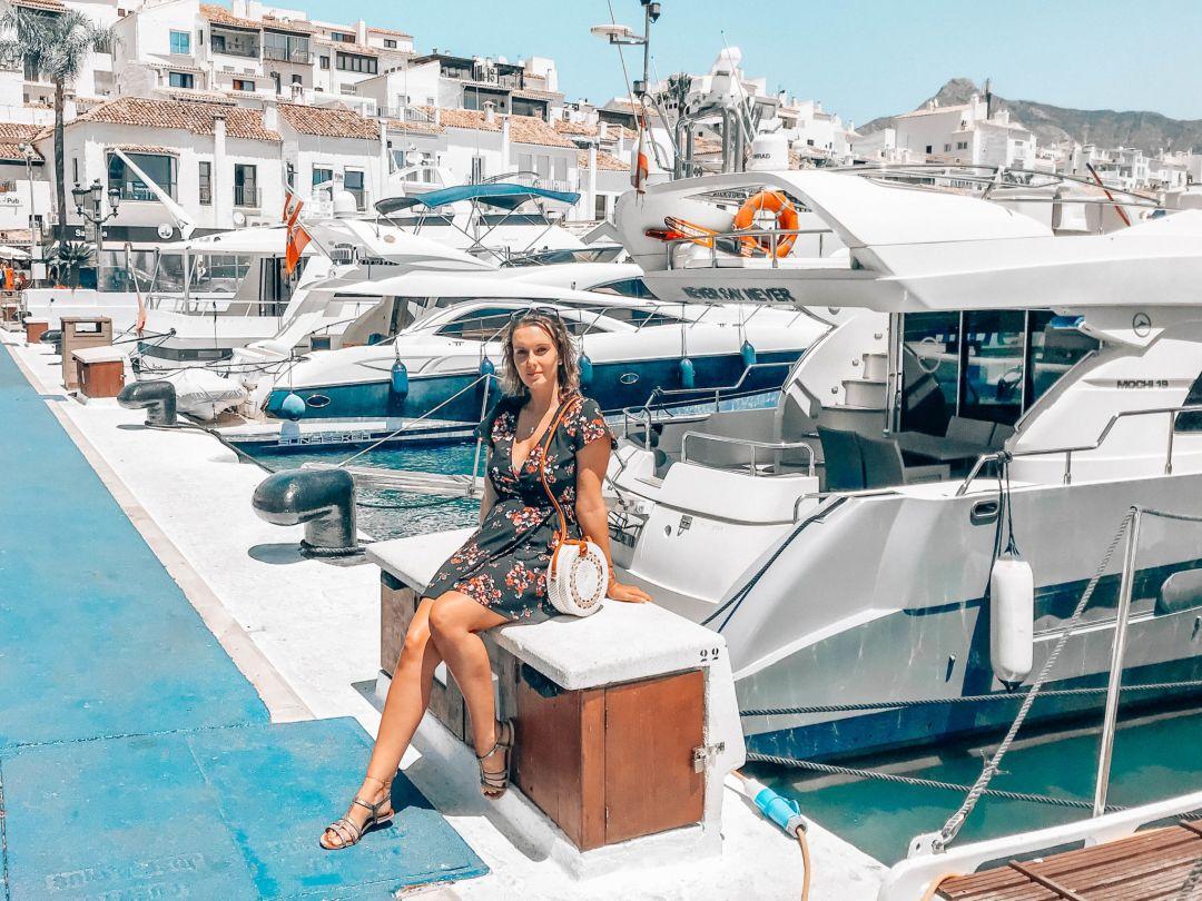 Conseils de voyage Sandinourhands Marbella