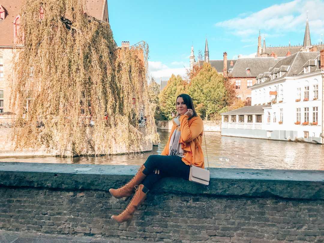 Bruges instagram spots Travel blog