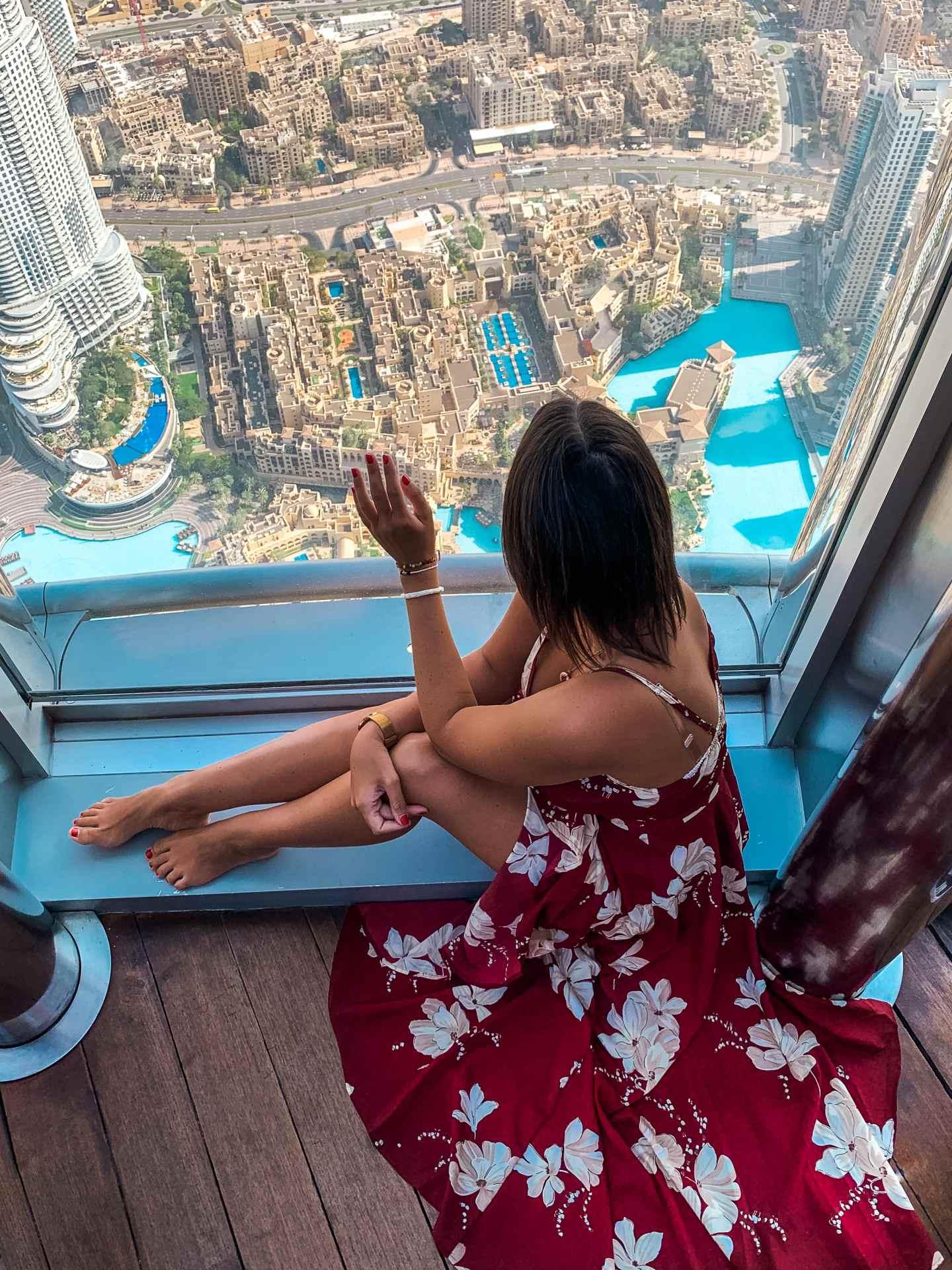 Dubai Burj Khalifa UAE