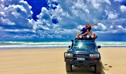 Road trip around Australia – 4 months of adventures in Down Under