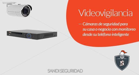 SANDI SEGURIDAD CCTV