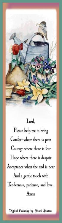 Nurses Prayer 18
