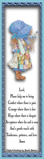 Nurses Prayer 30