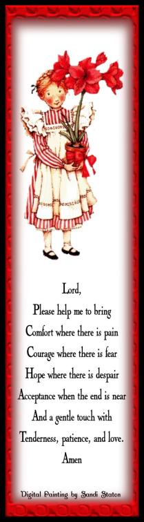 Nurses Prayer 32