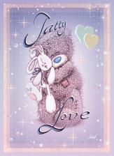 Tatty Teddy 1