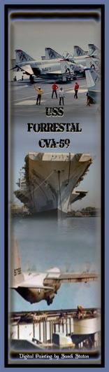 USS Forrestal 3