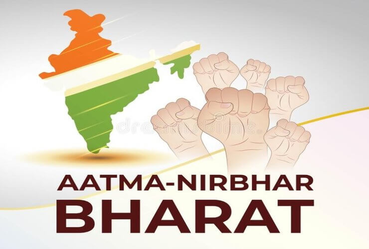 Aatmanirbharata in theory and practice