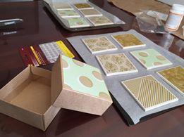 Packaging (photo property of Jen Van Dijk)