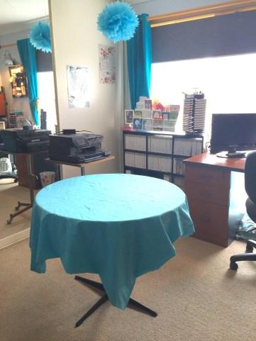 Entering my Studio/Craft room