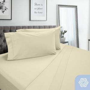 DreamFit-DreamCool 100% Pima Cotton Sheets/Soft Linen