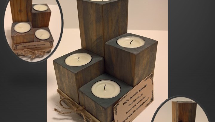 Quad Candle Set