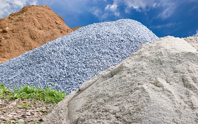 sand and stone supplier