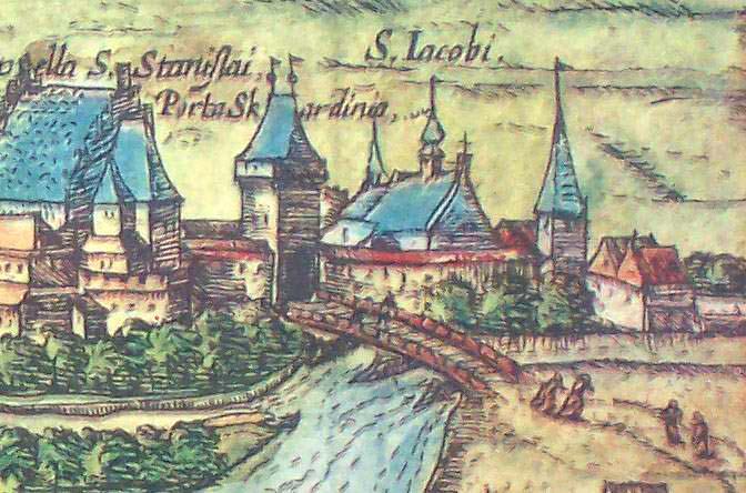Kościół Św. Jakuba na Kazimierzu w Krakowie (nieistniejący)