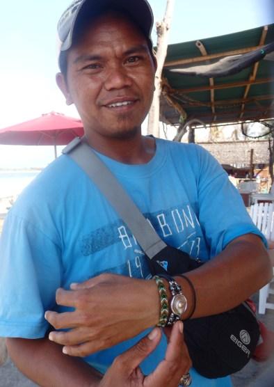 Manu (sasak) - Gili Trawangan, Indonésie