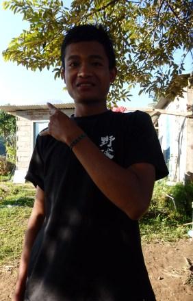 Rengga (sasak) - Senaru, Lombok, Indonésie
