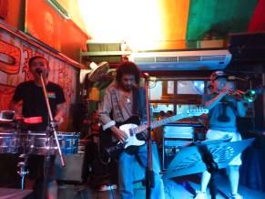 Bar de musique reggae