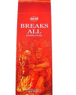 BREAKS ALL (Chasse les ondes négatives)