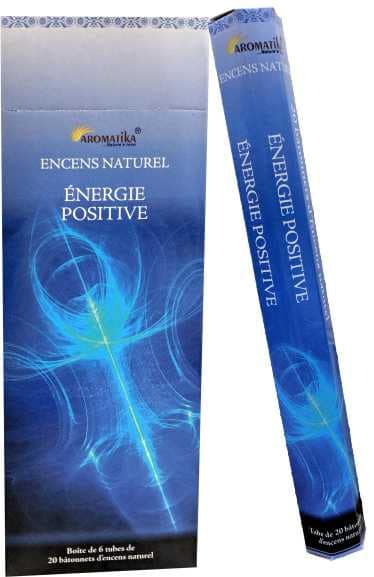 ENERGIE POSITIVE AROMATIKA  HEXA