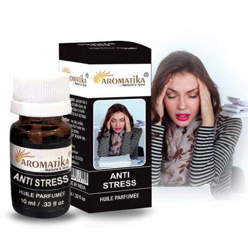 HUILE AROMATIKA PARFUMEE 10ml – ANTI-STRESS