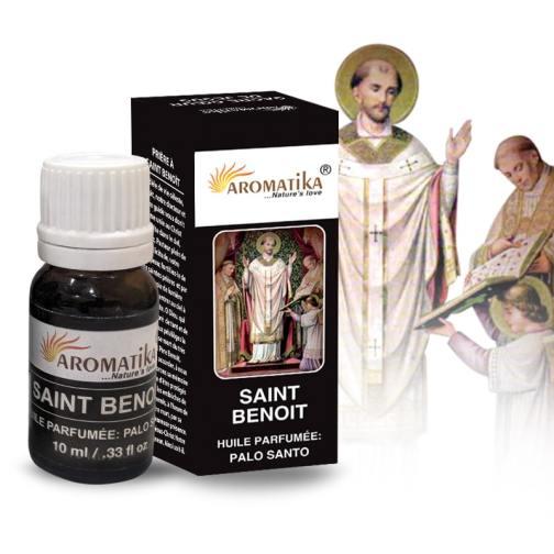 HUILE AROMAtika parfumee 10ml – SAINT-BENOIT