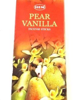PEAR VANILLA (Poire-Vanille)