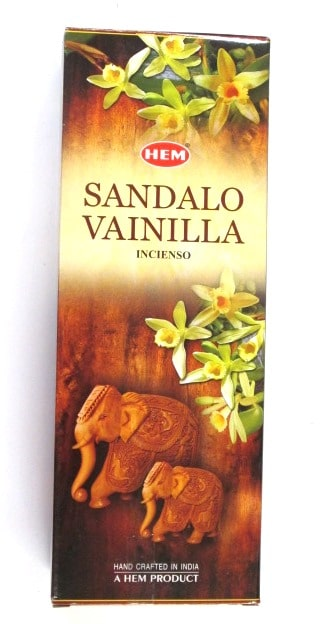 SANDAL VANILLA (Santal-Vanille)