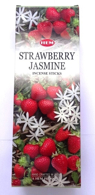STRAWBERRY JASMINE (Fraise-Jasmin)
