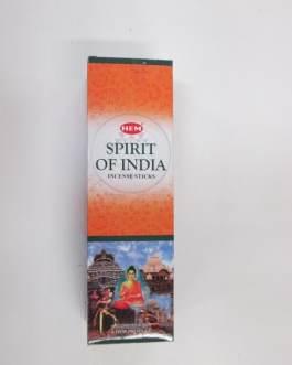 SPIRIT OF INDIA (Esprit de l'Inde)