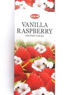 VANILLA RASPBERRY (Vanille-Framboise)