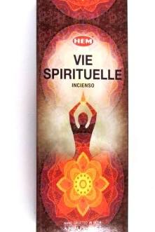 VIE SPIRITUELLE / SPIRITUAL LIFE