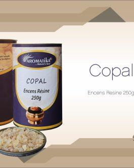 ..AROMATIKA RESINE NATURELLE COPAL 250g