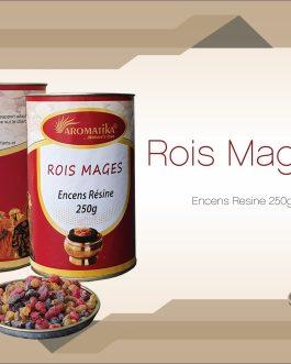 ..AROMATIKA RESINE NATURELLE ROIS MAGES 250g