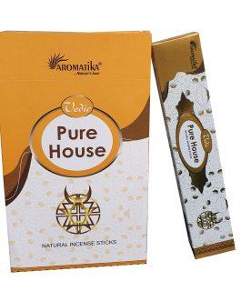 VEDIC MASALA PURE HOUSE 15g (Maison purifiée)