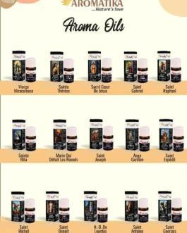 r HUILE AROMATIKA PARFUMEE 10ml