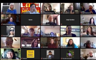 Second Saturday Virtual Meeting – Video Presentations – June 13, 2020