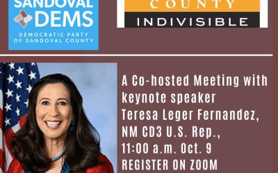 Second Saturday Forum – October 9, 2021