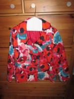 Rafaella floral blazer