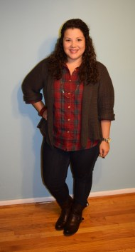 Workwear Wednesday - Plaid