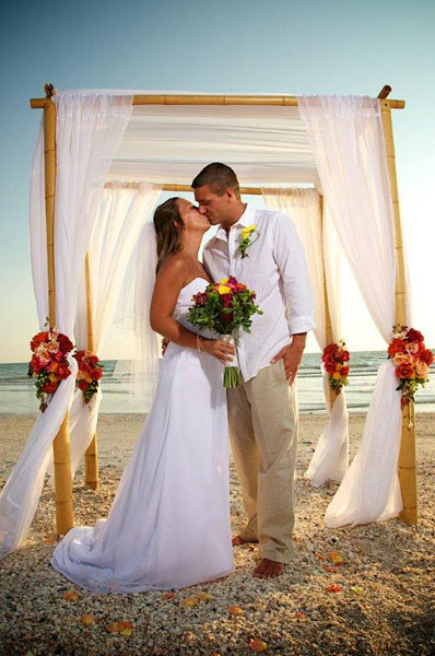 Best Beach Wedding Locations Florida