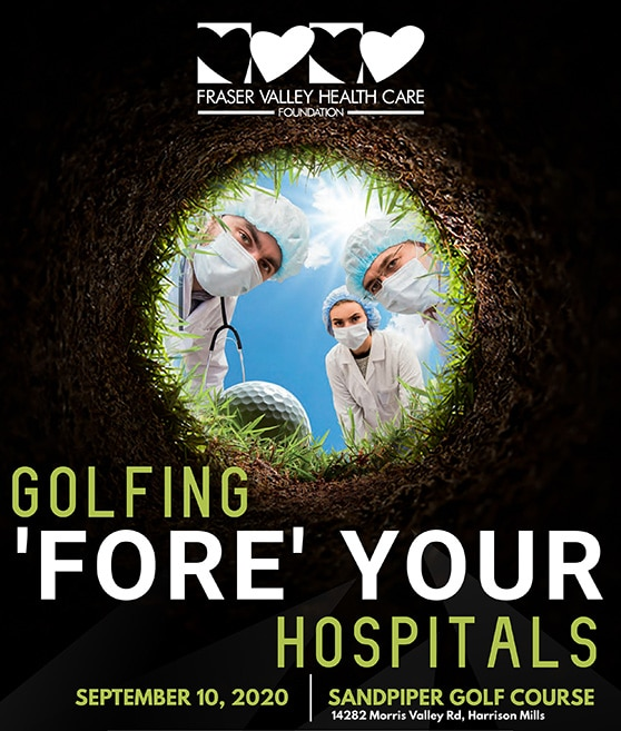 5th Annual Fraser Valley Health Care Foundation Golf Tournament