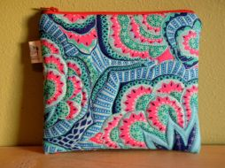 Square pouch $20