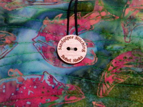 sandpiper button